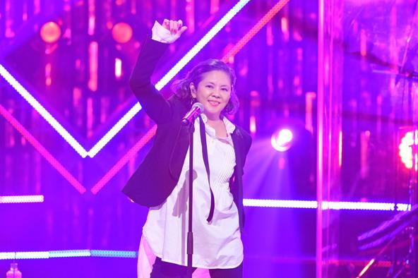 『歌える!J-POP 黄金のヒットパレード決定版!』NOKKO(1) (c)NHK