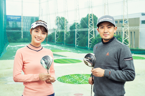 webスポルティーバ×テーラーメイド、期間限定ウェブマガジン「Good Golf Life」リリース! 内田理央さん出演のショートムービーを公開中 (1)
