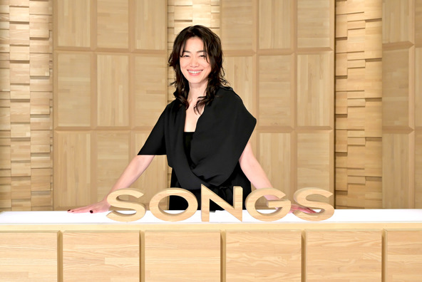『SONGS』今井美樹 (c)NHK