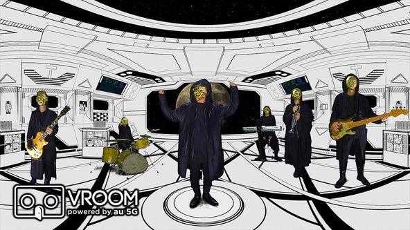 くるりのメンバーが『宇宙兄弟』の世界をタイムワープ、南波兄弟の運命を見守る360度VR映像「くるり×宇宙兄弟「大阪万博」 in VROOM」公開