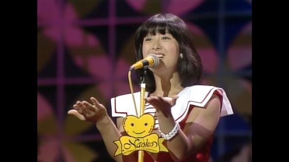 80年代トップアイドル河合奈保子、テレビでの歌唱シーン満載のDVD-BOXが発売!