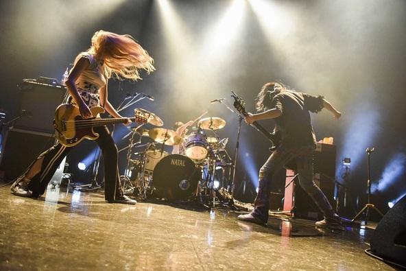 the peggies『運命だって信じたいツアー』11/23(月・祝)Zepp DiverCity Tokyo:NIGHT公演