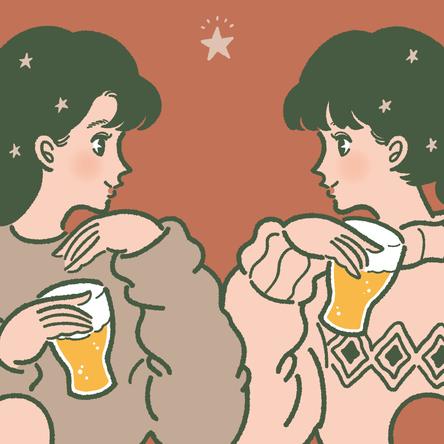UEBOが12カ月連続シングルの第2弾「December」を12月23日に配信