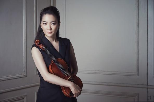 『国際音楽祭 NIPPON 2020』 芸術監督 諏訪内 晶子  (C)TAKAKI KUMADA