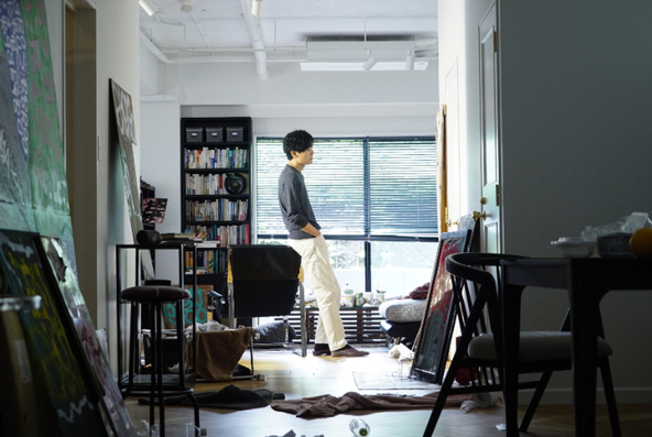 稲垣吾郎×二階堂ふみW主演映画『ばるぼら』の台湾公開が決定 ふたりの姿をおさめた新場面写真も解禁に (C)2019『ばるぼら』製作委員会