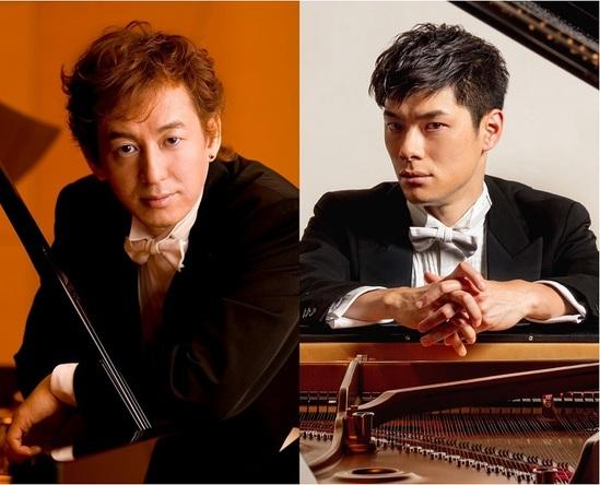 (左から)及川浩治、外山啓介  (c)Yuji Hori