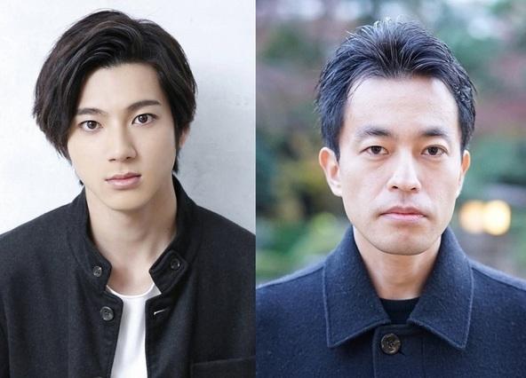(左から)山田裕貴、前田司郎