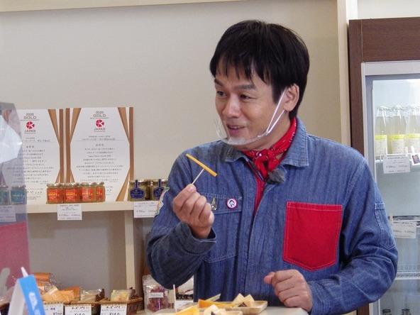 『あぐり王国北海道NEXT』名立たる賞を獲得したチーズは絶品! (c)HBC