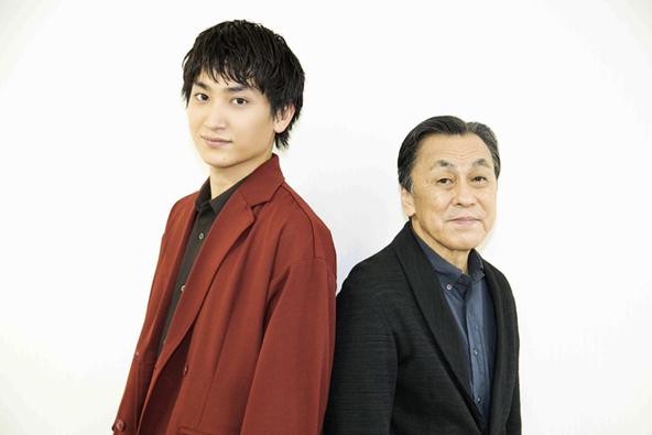 (左から)金子大地、佐藤B作 (c) (撮影:池上夢貢)