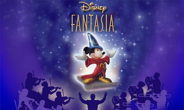 『ディズニー・ファンタジア・コンサート2021』  (c)Presentation made under license from Disney Concerts© Disney All rights reserved