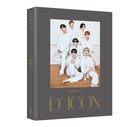 話題のBTS写真集「Dicon vol.10『BTS goes on!』」公式予約受付を開始! (1)