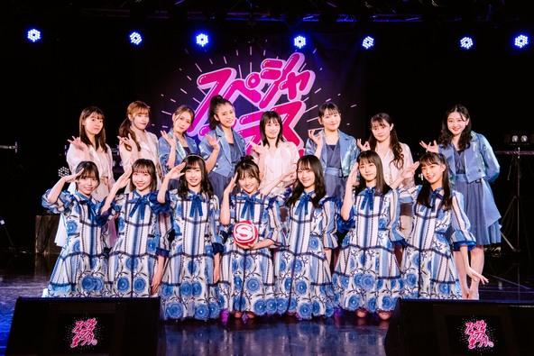スペースシャワーTVプラス主催ライブイベント「スペシャプラスまつり」初日はつばきファクトリーとSTU48が初対バン! (1)
