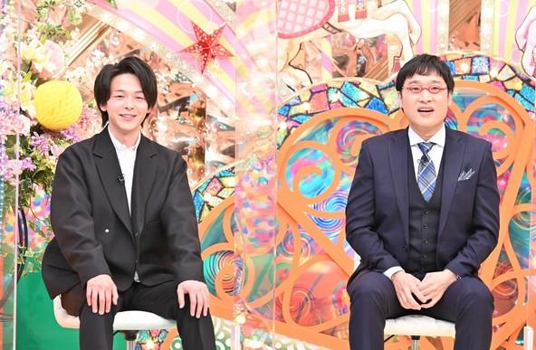 『もしも!AI動画ランド』<MC>山里亮太(南海キャンディーズ)、中村倫也 (c)TBS