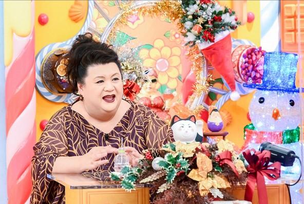 『マツコの知らない世界』「チョコレートケーキの世界」を味わうマツコ・デラックス (c)TBS