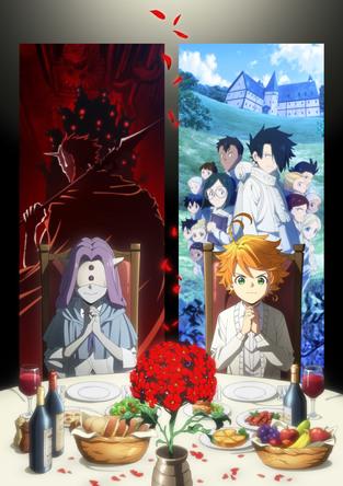 TVアニメ「約束のネバーランド」Season 2 Blu-ray&DVD発売決定!Season 1 & 2劇伴を収録したOST発売決定! (1)