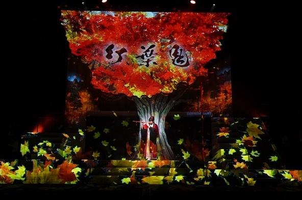 『舞台「紅葉鬼」~童子奇譚~』開幕 オフィシャル舞台写真が到着 千秋楽公演のライブ配信も決定 (C)DO1 PROJECT/舞台「紅葉鬼」製作委員会