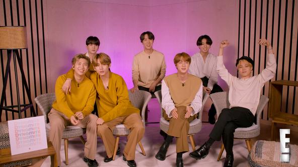 BTSの独占インタビューとパフォーマンスが日本初配信!米人気番組「BTS WEEKザ・トゥナイト・ショー」dTVにて2021年1月8日配信スタート! (1)
