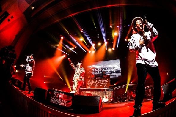 ベリーグッドマン、TEPPAN TOUR全4公演を完走 LINE CUBE SHIBUYAでの追加公演開催を発表 (c)撮影:渡邉一生