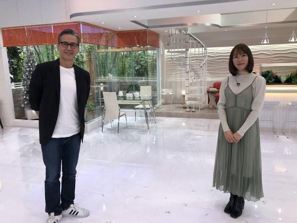 ショッピングモールの歌姫・半崎美子が登場、「故郷」「青春」がテーマの初カバーアルバムから弾き語りも!『音ドキッ!』