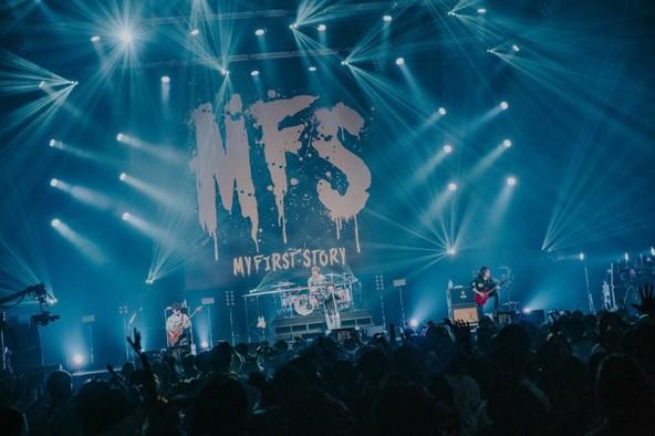 "「MY FIRST STORY ""V"" TOUR 2020 FINAL at TOKYO GARDEN THEATER」WOWOWで2/7(日)放送。この放送に先駆けて、メンバーのコメント映像が到着! (1)"
