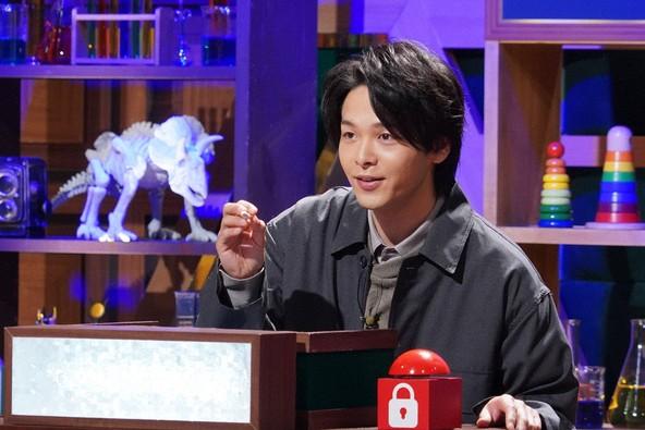 『あなたは小学5年生より賢いの?』SP 中村倫也 (c)NTV
