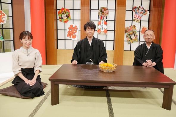 『1×8いこうよ!』 大泉洋、木村洋二(YOYO'S),大家彩香(STVアナウンサー) (c)STV