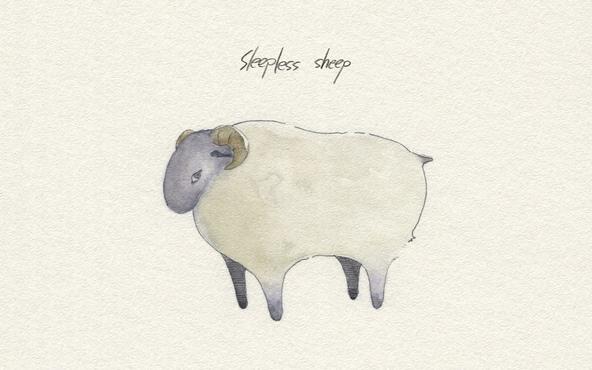 Sleeplees Sheep