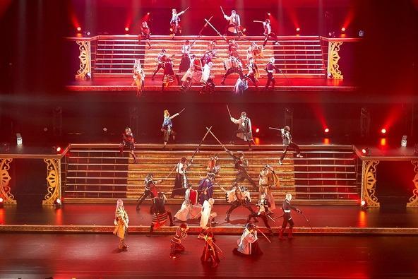 祝賀のためのスペシャルステージ、「ミュージカル『刀剣乱舞』 五周年記念 壽 乱舞音曲祭」公演レポート