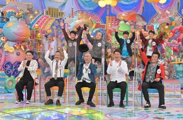 『アメトーーク!』「40歳過ぎてバイトやめられない芸人」(1) (c)テレビ朝日