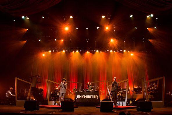 MTV伝統のアコースティックライブにRHYMESTERが登場!「MTV Unplugged:RHYMESTER」