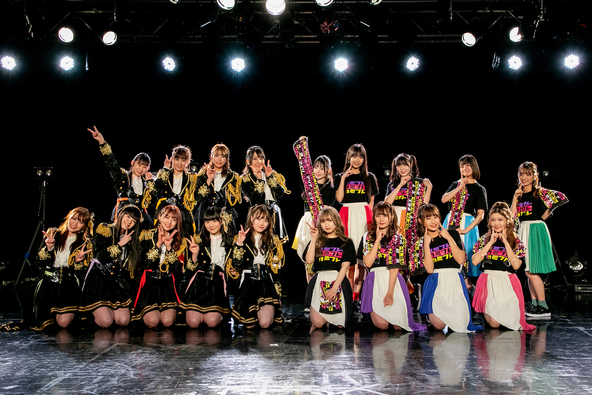 カミングフレーバー、SUPER☆GiRLS  (C)2021 Zest,Inc.