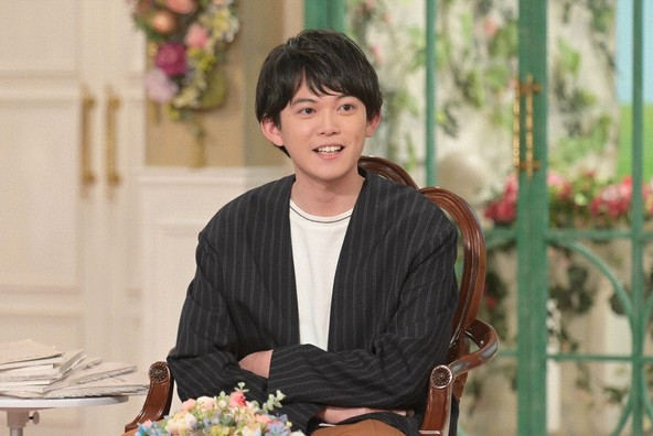 『徹子の部屋』<ゲスト>松丸亮吾 (c)テレビ朝日