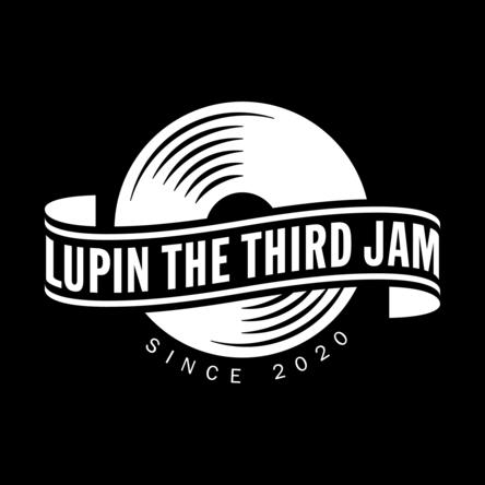 『LUPIN THE THIRD JAM』ロゴ (c)モンキー・パンチ (c)モンキー・パンチ/TMS・NTV