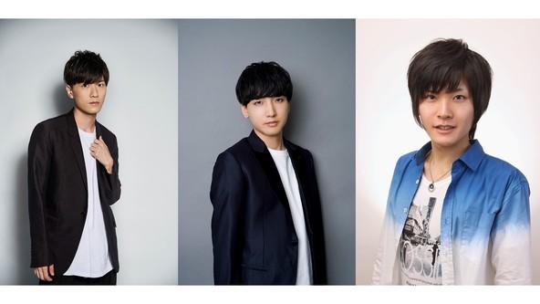畠中祐・小林千晃・永塚拓馬が出演する『SK∞ エスケーエイト』特別番組が、1月30日(土)20時より配信決定