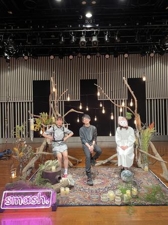 【Artist Interview】眉村ちあき、川崎鷹也、ひらめ。新進気鋭アーティスト3組の独占インタビューを初公開! (1)