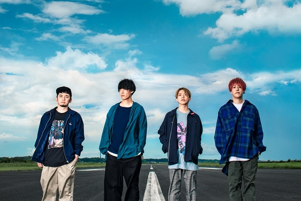 04 Limited Sazabys YON TOWN 緊急町内GIG FanStream/StreamPassにて配信決定! (1)
