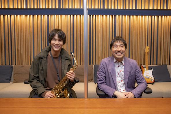 ~前を向くすべての人を、音楽で応援するために~ ヤマハ「おかえり、おんがく。」俳優 中川大志さんとウルフルズ・ボーカル トータス松本さんが初共演 (1)