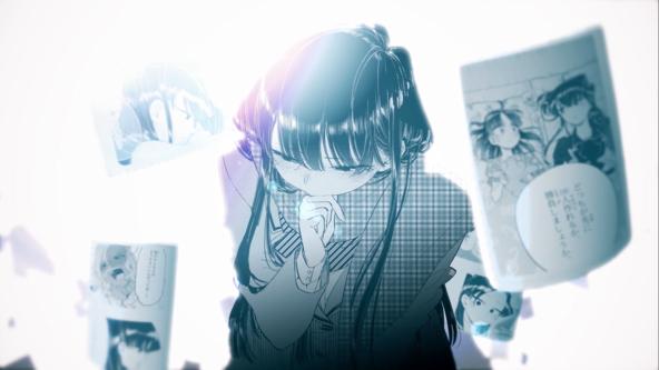 『古見さんは、コミュ症です。』コミックス第20巻発売記念!人気バンド・サイダーガールの楽曲「ドラマチック」とのコラボPV、公開! (1)