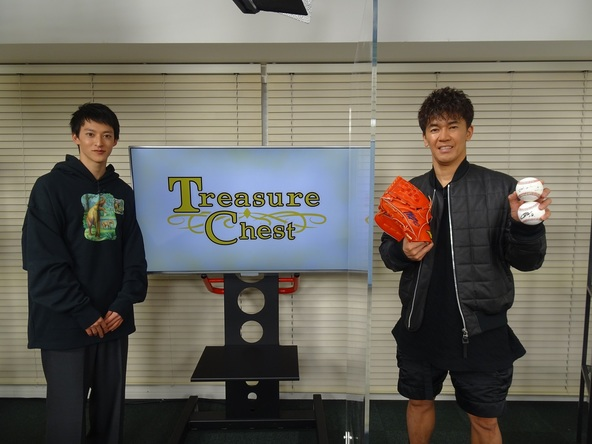 伊藤あさひがMCを務めるuP!!!オリジナルトーク番組「Treasure Chest」第6回ゲストに武井壮が登場!! (1)