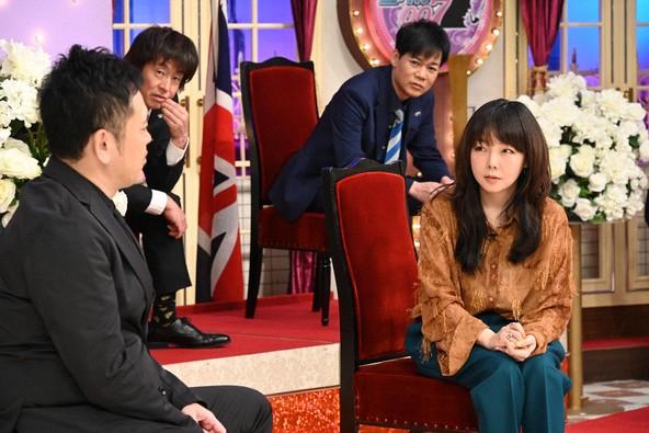 『しゃべくり007』<ゲスト>aiko (c)NTV