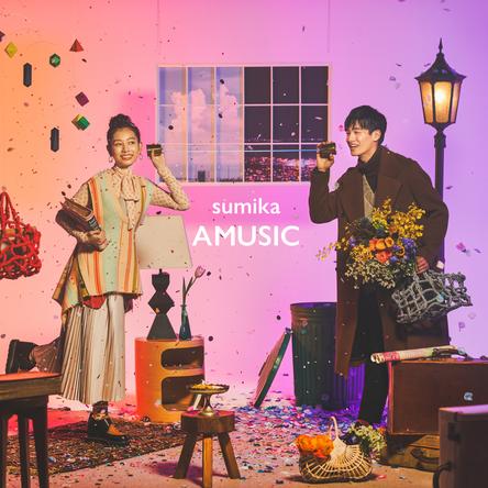 sumika、スペースシャワーTVの2021年3月V.I.P.アーティストに決定!アルバム発売日には生配信番組も緊急決定! (1)
