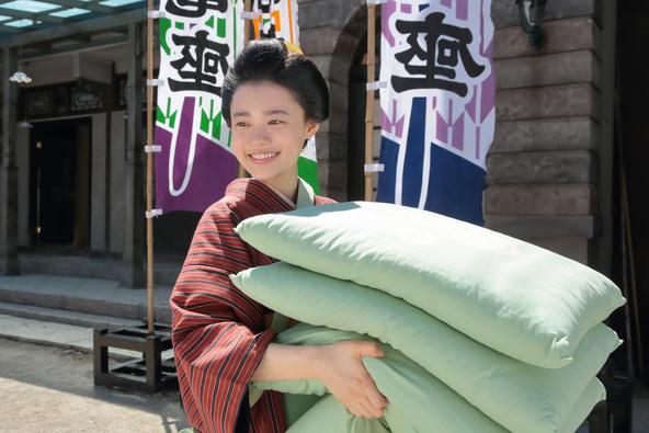 杉咲花さん主演、NHK連続テレビ小説『おちょやん』の小説版が発売決定。