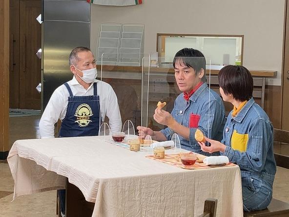 『あぐり王国北海道NEXT』お手軽ミルクジャムがおいしすぎる! (c)HBC