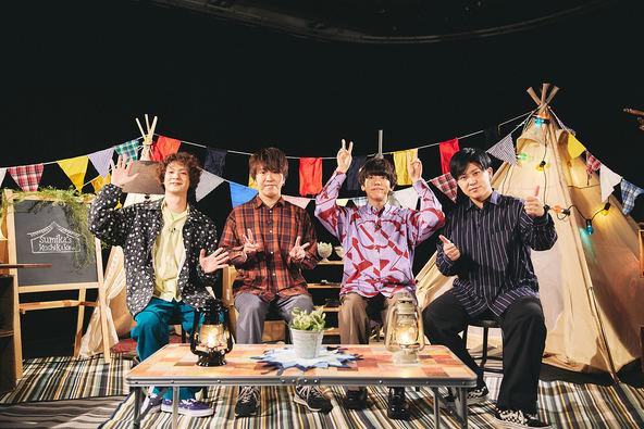 3月のマンスリーアーティストV.I.P.はsumika!彼らの冠番組『sumikaのコシカケ』が約3年ぶりにスペシャで復活します! (1)