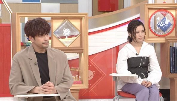 『世界一受けたい授業』<パネラー>森崎ウィン、小島瑠璃子 (c)NTV