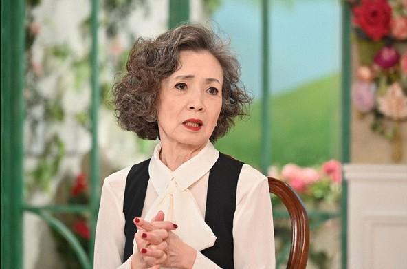 『徹子の部屋』<ゲスト>安奈淳 (c)テレビ朝日