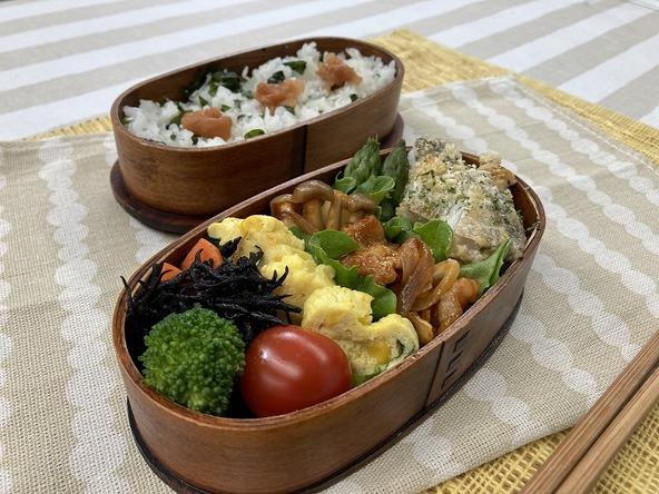 『あぐり王国北海道NEXT』見た目もキレイ!簡単お弁当をつくります (c)HBC