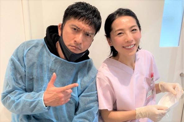 『俺の家の話』長瀬智也、矢沢心 (c)TBS