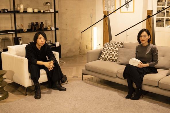 異才FUTURE うたえミライの歌」最終回は落合陽一とFOVE創業者・小島由香がVRの今後などを語る 2人の異才のコメント到着 (1)