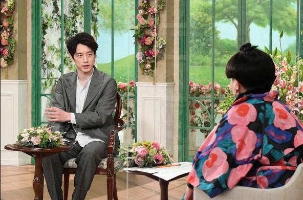 『徹子の部屋』<ゲスト>坂口健太郎 (c)テレビ朝日